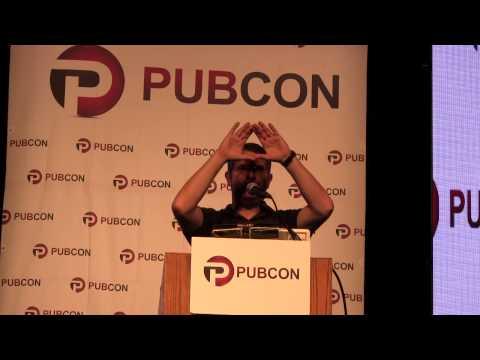 SEO: Google's Matt Cutts Keynote at PubCon 2013