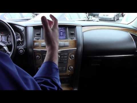Infiniti QX56 Bridgewater NJ | Ken Beam shows QX56 at Douglas Infiniti in Summit NJ | QX56 NJ