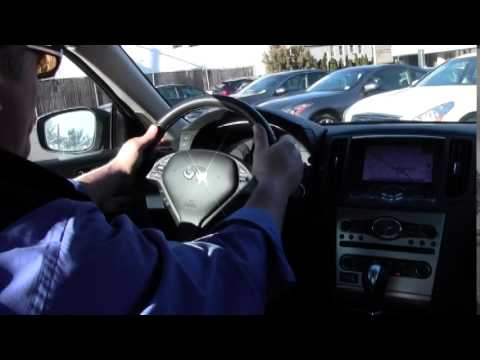 Ken Beam shows 2011 Certified  Pre-Owned G37X S Coupe at Douglas Infiniti