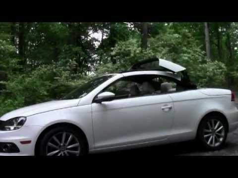 2012 EOS Convertible | Ken Beam shows `12 EOS Convertible at Douglas VW | Union Co. VW EOS Dealer
