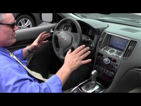 Used Infiniti G37 Convertible | Ken Beam shows 2011 G37 Convertible at Douglas Infiniti in Summit NJ