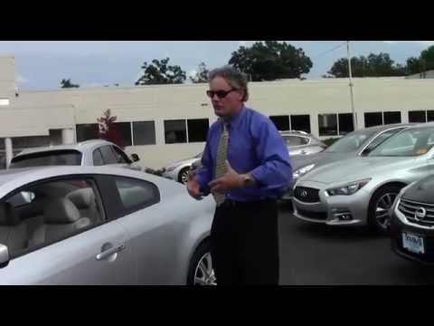 2011 Silver G37X Coupe | Ken Beam shows used G37X Coupe at Douglas Infiniti in Summit NJ