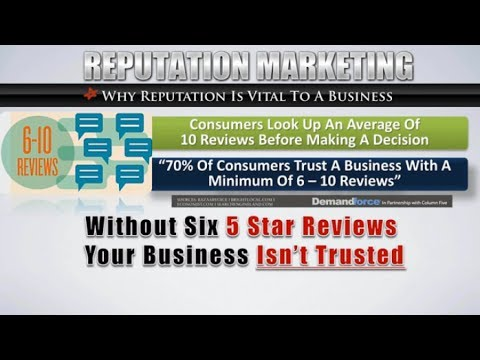 Reputation Marketing DC for Automobile Dealerships