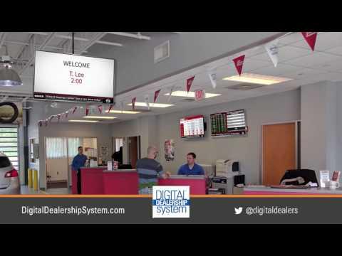 Nissan Digital Service Drive