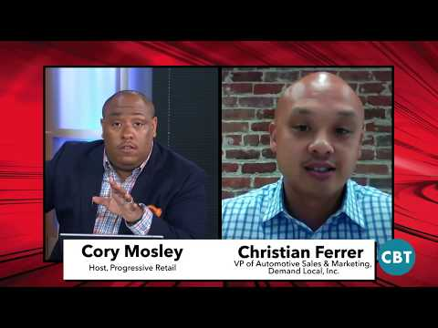 Progressive Retail Episode 40 - Christian Ferrer of DemandLocal
