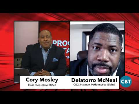 Progressive Retail Episode 43 - Delatorro McNeal