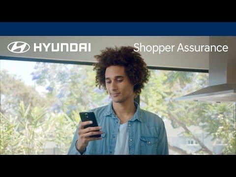 A better way to buy a car - Hyundai Shopper Assurance