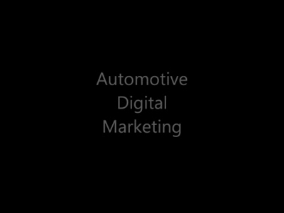 automotive digital marketing - spread the word automotive digital marketing professional community