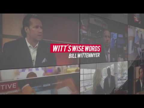 Witt's Wise Words - All About Personalization