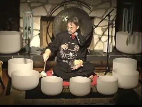Кристальные чаши. Медитация