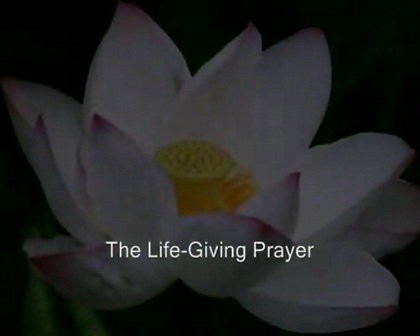 Om Tryambakam - The LIfe-Giving Prayer