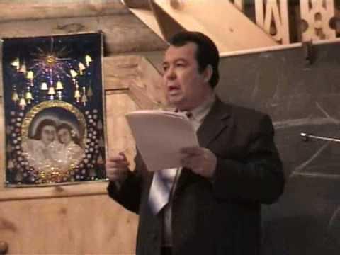 Лекция Владимира Смышнкова в музее К.Васильева