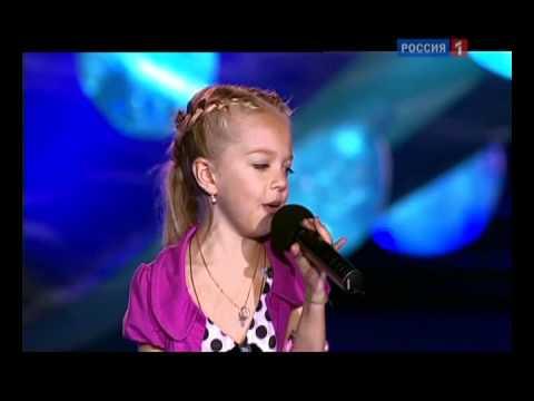 "Анастасия ПЕТРИК ""Oh! Darling"" (Украина) ""New Wave - Junior"" 2010"