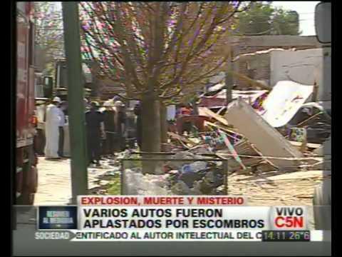 Космическая бомбардировка Аргентины