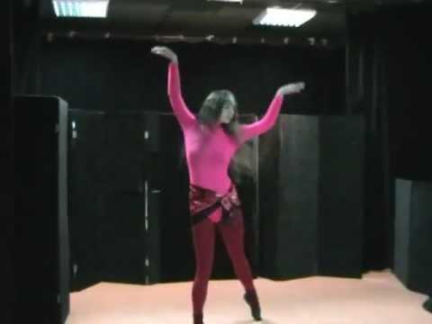 Танец на морском берегу Irina Daryina The dance on sea coast