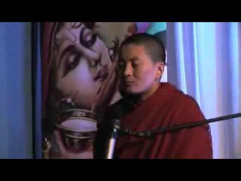 Мантра Будды сострадания, поет монахиня Ани Чоин Долма