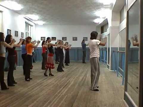Ромерас. Мастер-класс фламенко