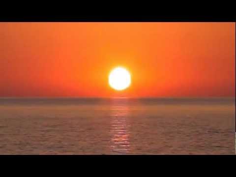 """МОРЕ ЗУБОВА ЩЕЛЬ июль 2012 год- Jules Massenet """"Meditation"""".mpg"""