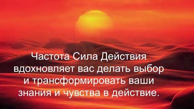 """Янош. Активация """"Сила Действия"""""""