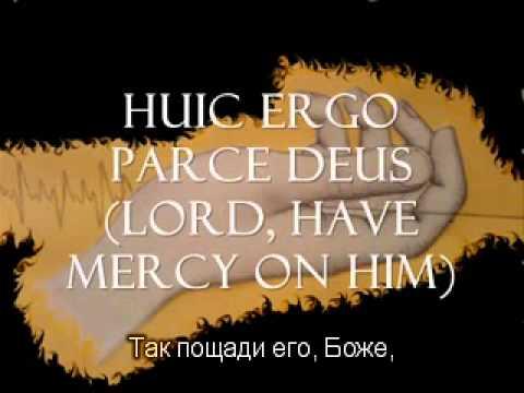 08 Mozart- Requiem - Lacrimosa ed. C.R.F.Maunder