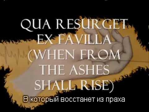 8.Mozart's Requiem-Lacrimosa w/Russian,Latine,English subtitles