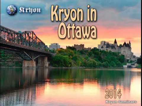 "kryon Ottawa  November 30 2014  ""The Next Three Years"""