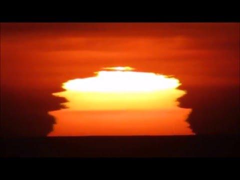 Заходящее солнце от16.04.2016 г.