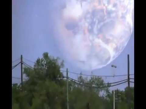. Планета появившаяся на небе после торнадо