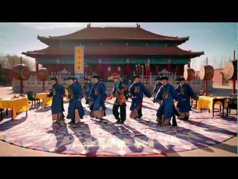 "Jay Chou ""Gong Gong with a Headache"" MV"