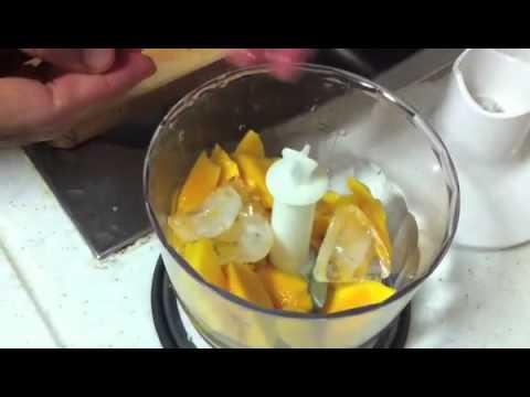 13. Crema de MangosCocina - Oriental y Cual