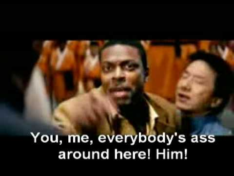 Rush Hour 3 subtitled in english
