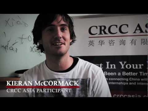 CRCC Asia Intensive Chinese Language Program