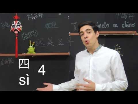 Chino Mandarín Básico | Lección # 3 | Dímelo en Chino