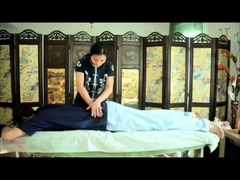 Tuina masaje terapéutico tradicional chino