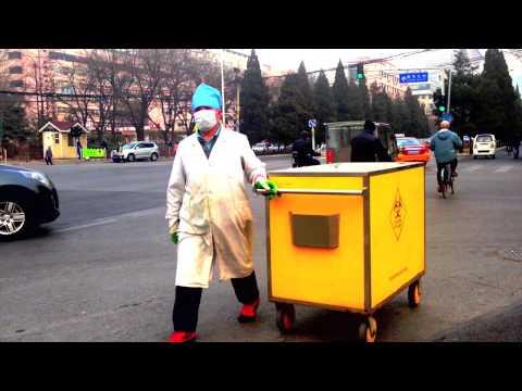 Galletas de la Fortuna: ¡¡¡Alerta Zombie!!! Living in Pekin by Roger Vicente