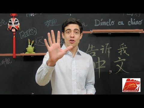 Chino Mandarín Básico | Lección # 5 | Dímelo en Chino