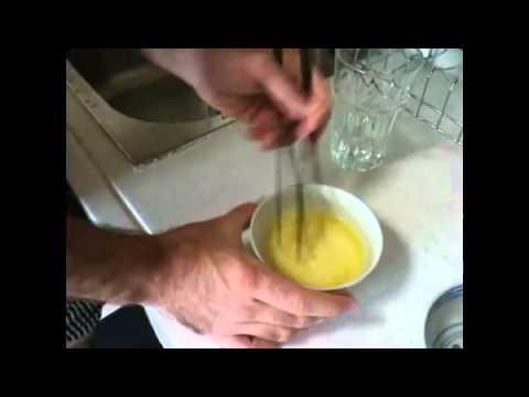 """8. Huevos Cuajados """"Ji Dan Geng"""" - Cocina Oriental y Cual"""