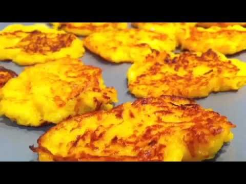 15. Buñuelos de Calabaza y Puerro - Cocina Oriental y Cual