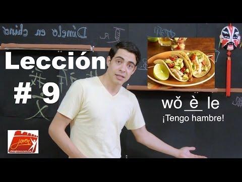 Clases de Chino | Lección # 9 | Chino Mandarín Básico | Dímelo en Chino