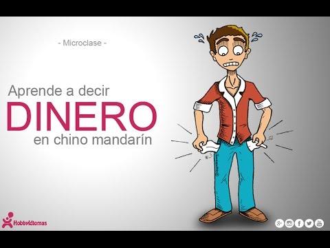 Aprende a decir DINERO en chino mandarín (MicroClase)