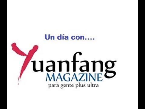 CHPLY: un día con Yuanfang Magazine