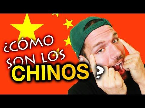 ¿Cómo son los CHINOS? | Estereotipos y experiencias interesantes