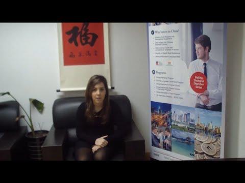 Conoce a Clàudia Ros - Participante de CRCC Asia 2013 en Shanghai