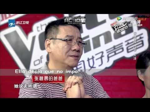 canción china traducida al español Dice
