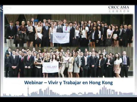 Spain Webinar Series: Vivir y Trabajar en Hong Kong