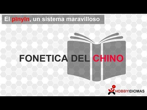"""El Pīnyīn, """"Un sistema maravilloso""""- Fonética del Chino"""