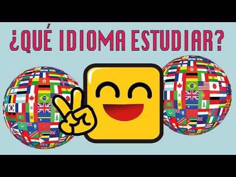 ¿QUÉ IDIOMA APRENDER? Opinión sobre: Inglés, Alemán, Portugués, Chino e idiomas minoritarios