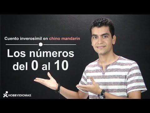 Cuento Inverosímil - Los números del 0 al 10 en CHINO MANDARÍN