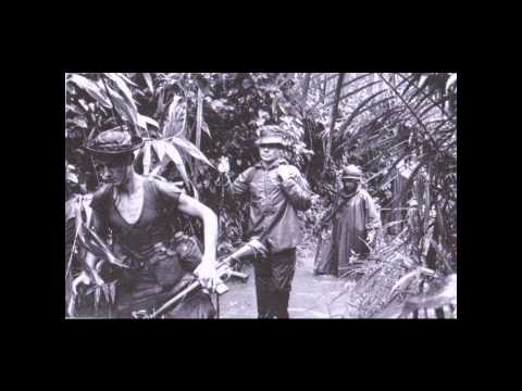 """""""Cherries - A Vietnam War Novel"""" - audiobook samples synched to photos"""