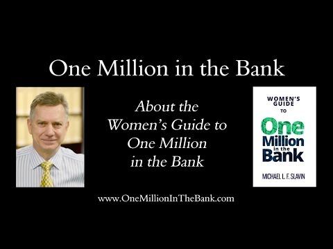 Womn's Guide to One Million in the Bank